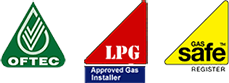 Gas Safe Registered Engineers, OFTEC Registered, LPG Approved Gas Installer - Commercial Gas & Boiler Services Ltd.